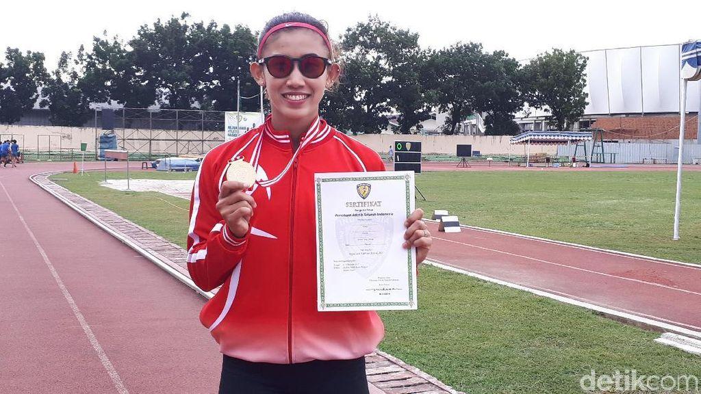 Persiapan Asian Games, Emilia Nova Butuh Uji Coba Level Tinggi