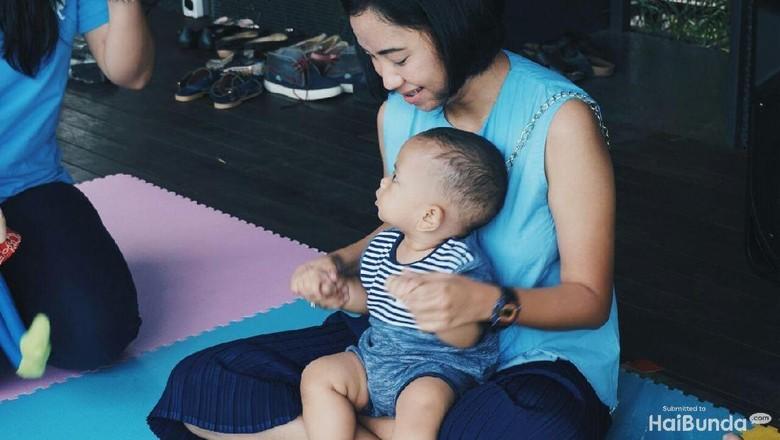 Kenapa Mama Umum Jadi Kata Pertama yang Diucapkan Anak?/ Foto: dok.HaiBunda
