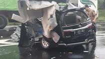Istri Bupati Pidie Kecelakaan, Polisi Duga Mobil Melaju 100 Km/Jam