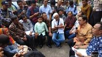 Fadli Zon Temui Warga Ciputat yang Rumahnya Dibongkar
