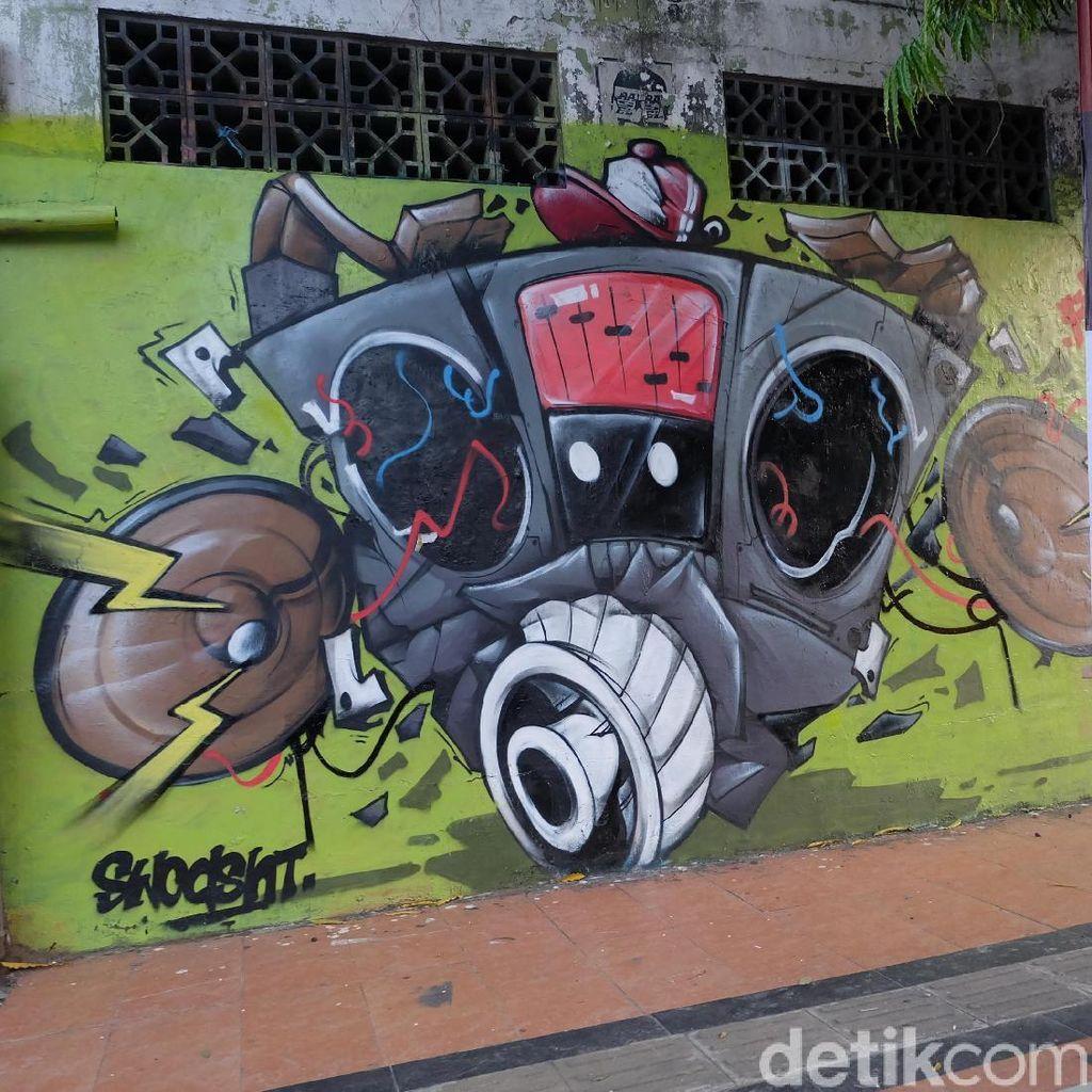 Beda Kota Beda Cerita, Bagaimana Skena Grafiti Sebelum 2012?