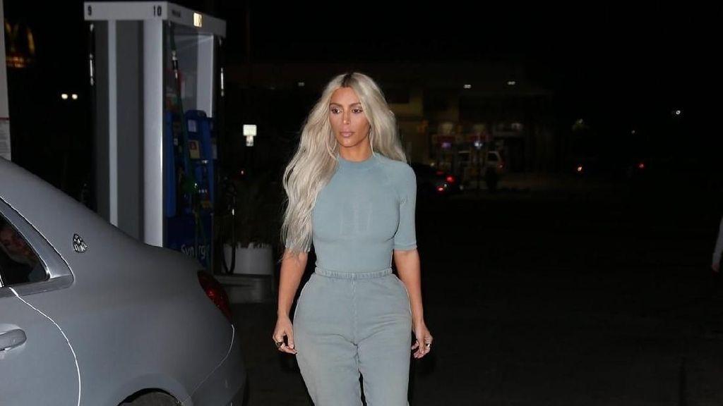 Kim Kardashian: Tak Mudah Punya Anak dengan Ibu Pengganti