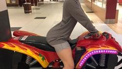 Pria yang dikenal dengan sebutan Ruby Rue ini punya obsesi memiliki bokong besar. Ia disamakan seperti Kim Kardashian versi pria.