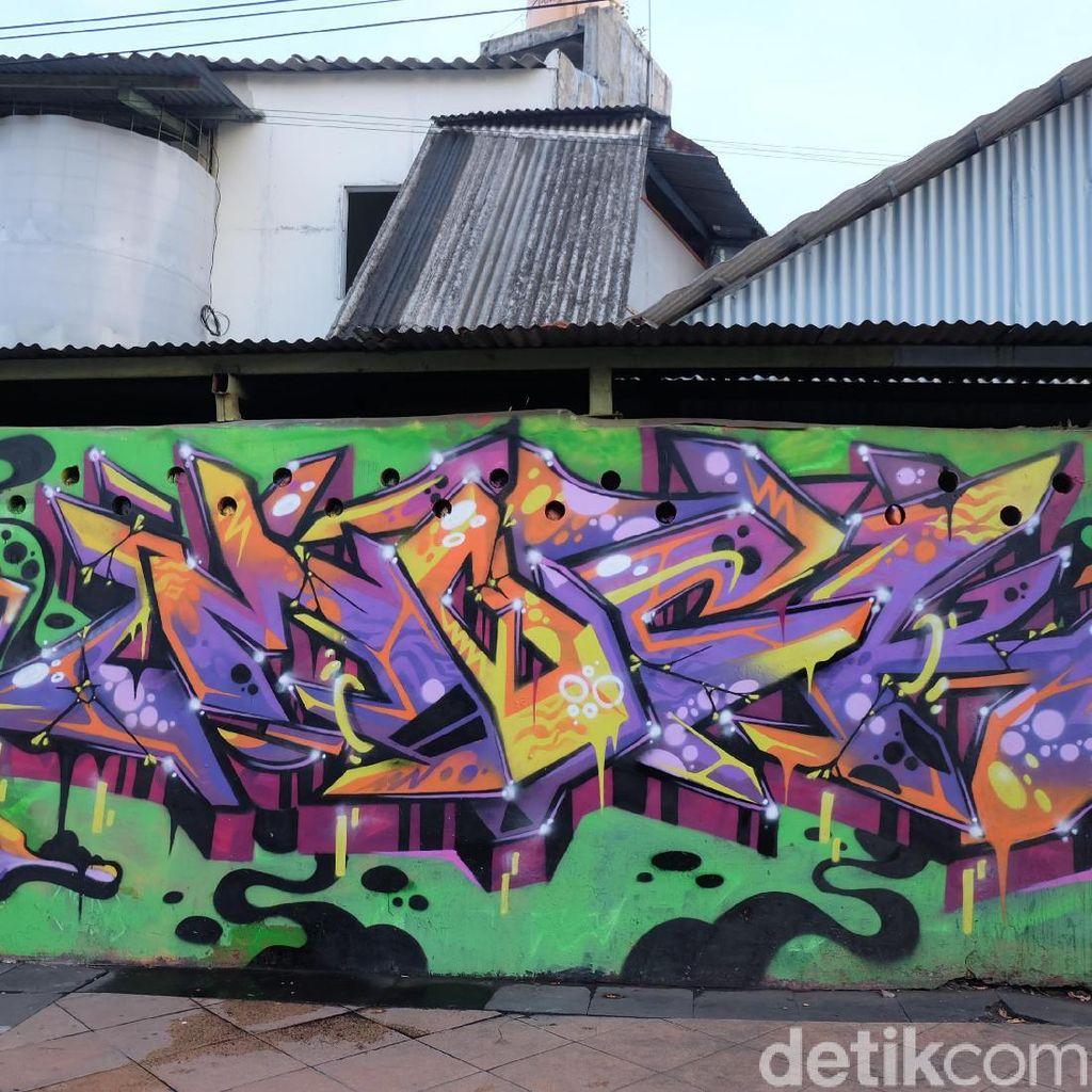 Geliat Skena Grafiti dan Street Art di Semarang
