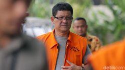 Eks Plt Sekda Jambi Divonis 4 Tahun Penjara