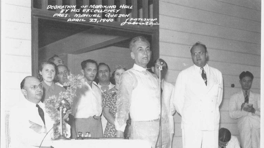 Utang Budi Yahudi kepada Filipina