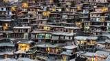 Foto: Desa di Iran yang Dibangun di Atas Atap
