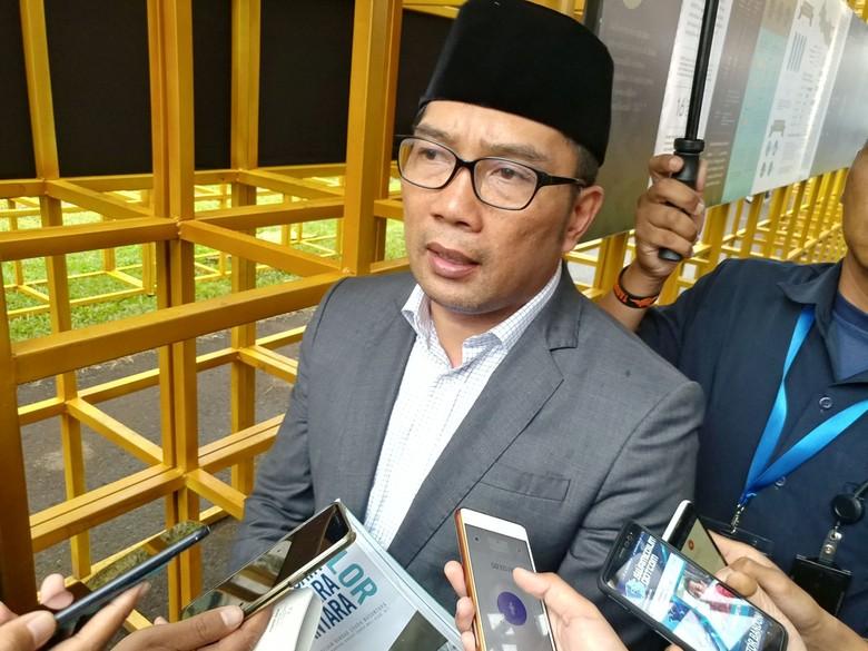 Ridwan Kamil Bantah Tudingan PPP - Bandung Calon Gubernur Jabar Ridwan Kamil membantah ucapan Ketum PPP Romahurmuziy yang menyebut dirinya mengumbar janji soal pemilihan