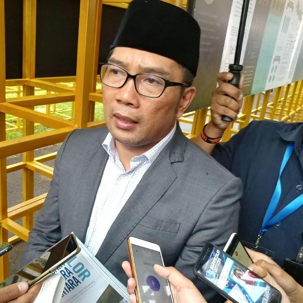 Ridwan Kamil Ungkap Strategi Rahasia Gaet Suara Generasi Millenial