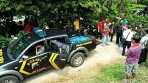 Buron Polisi Nyebur Sungai, Mayatnya Ditemukan Setelah 10 Hari