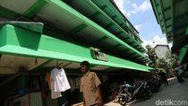 Foto: Rusun Akan Dibongkar, Penghuni Diminta Pindah