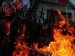 Trump Picu Ketegangan di Gaza, Roket Mendarat di Permukiman Israel