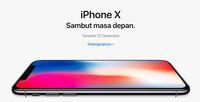 iPhone X Resmi Masuk Indonesia 22 Desember