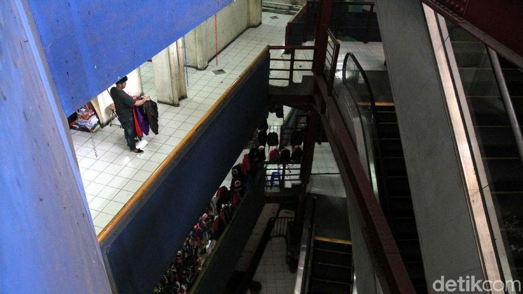 Karena Sepi, Sandi Mau Ada Stasiun LRT di Blok G Tanah Abang