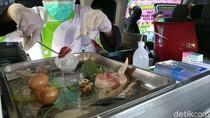 Distan Bandung Kini Punya Mobil Lab Pendeteksi Makanan Berbahaya