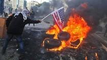 Amarah Palestina dan Kegembiraan Israel Atas Sikap AS Soal Yerusalem