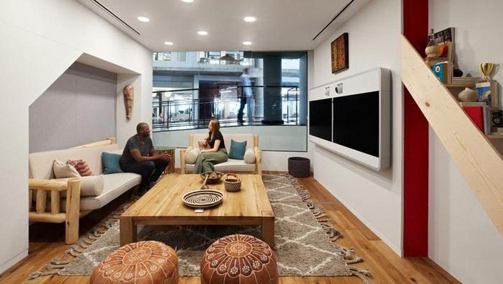 Senyaman Rumah Sendiri, Inikah Kantor Terkeren di Dunia?