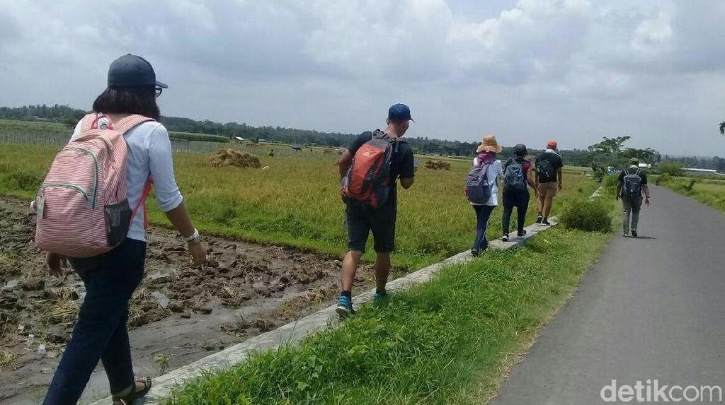 Yang Baru dan Sehat di Banyuwangi, Paket Wisata Jalan Kaki