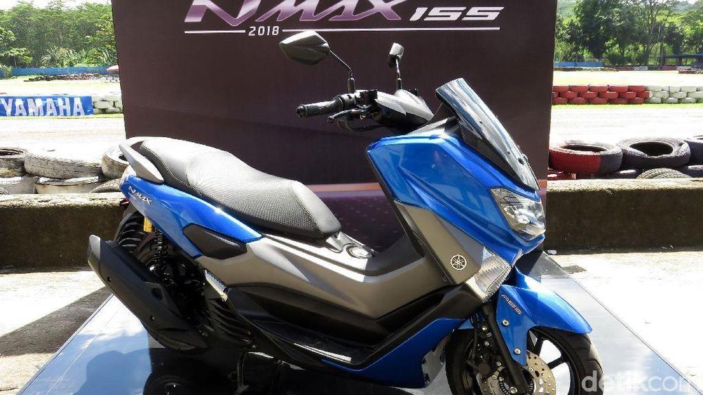 Yamaha Masih Ekspor Nmax dengan Spek Lama