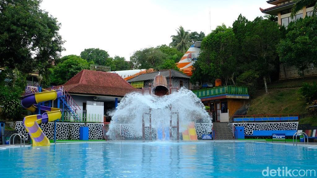 Wisata Taman Kyai Langgeng Magelang Tambah Wahana Baru