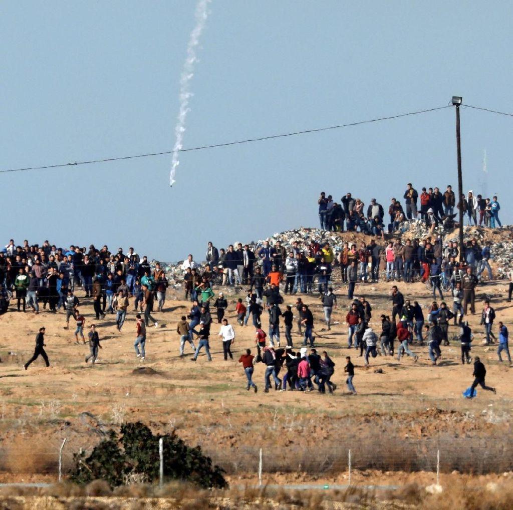 Israel Tutup Perlintasan Perbatasan dengan Gaza Usai Serangan Roket