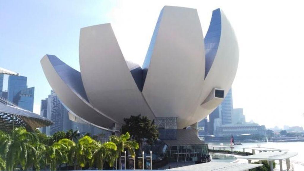 Aneka Bangunan dengan Arsitektur Unik di Singapura
