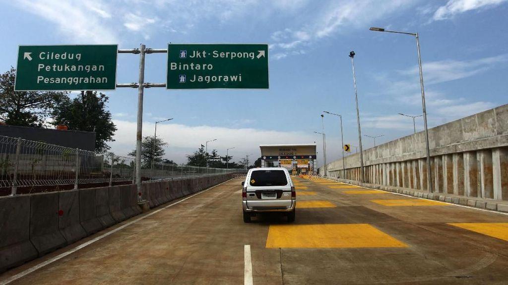 Tarif Tol di RI Lebih Mahal dari Singapura hingga China