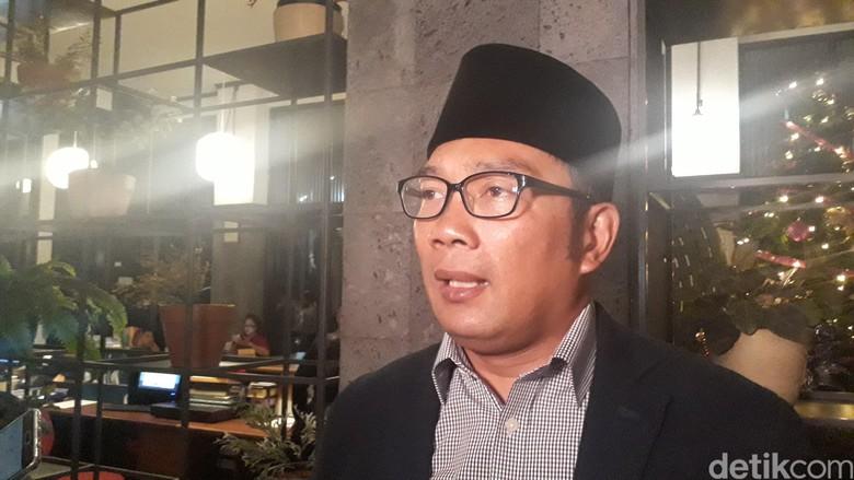 Ridwan Kamil Umumkan Wakilnya di - Bandung calon Gubernur Jawa Barat Ridwan Kamil menargetkan akhir pekan depan untuk mengumumkan nama pendampingnya dalam Pilgub Jabar