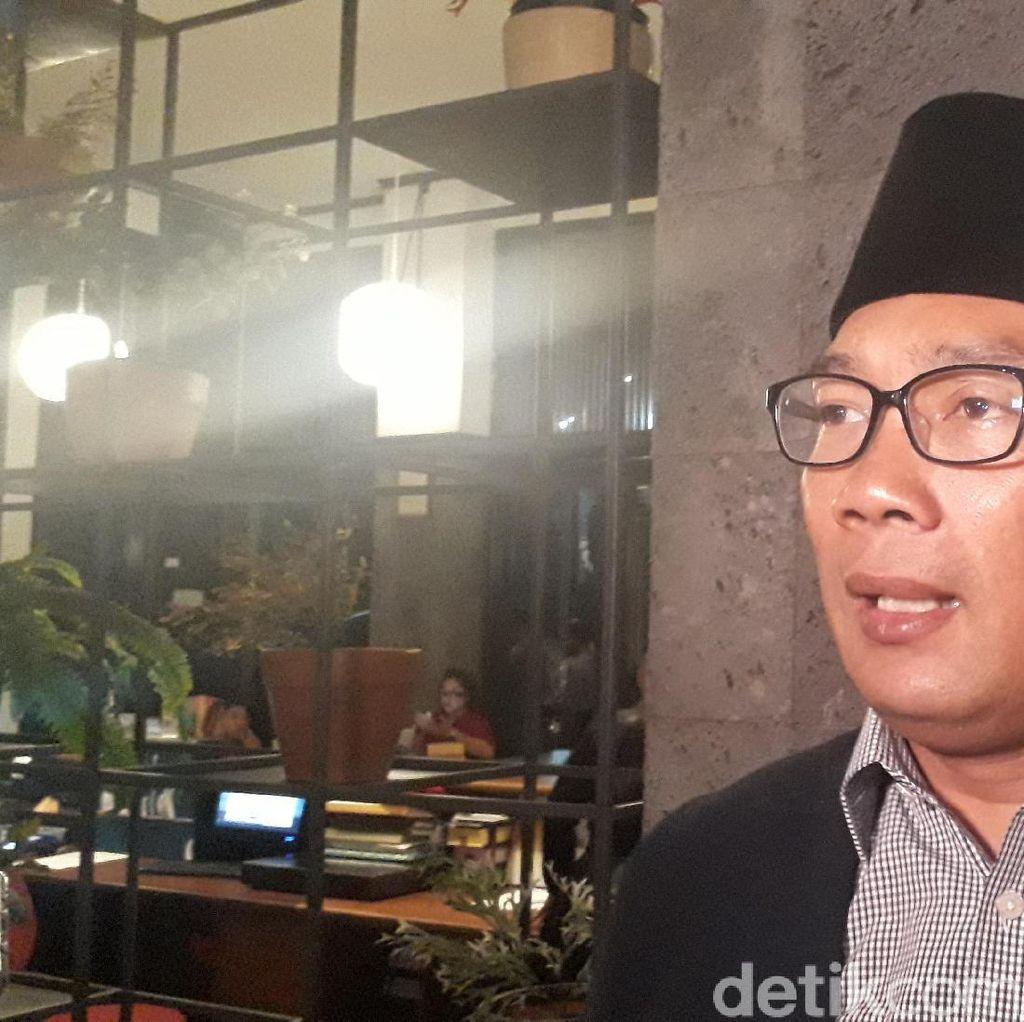 Ridwan Kamil Persilakan Warga Gusuran Tamansari Tempuh Jalur Hukum