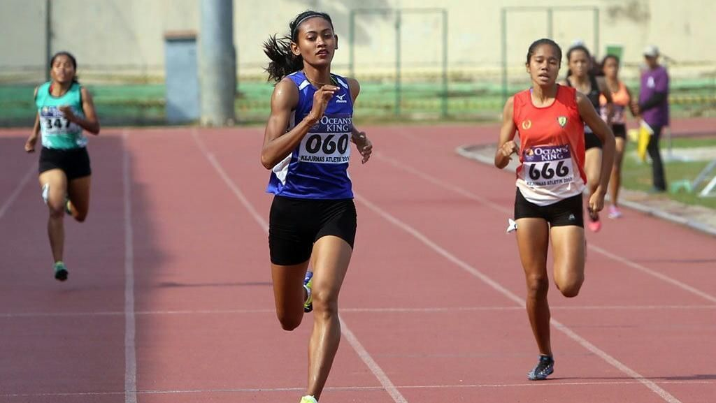 Kejurnas Atletik Sebagai Ajang Pencarian Bibit Baru