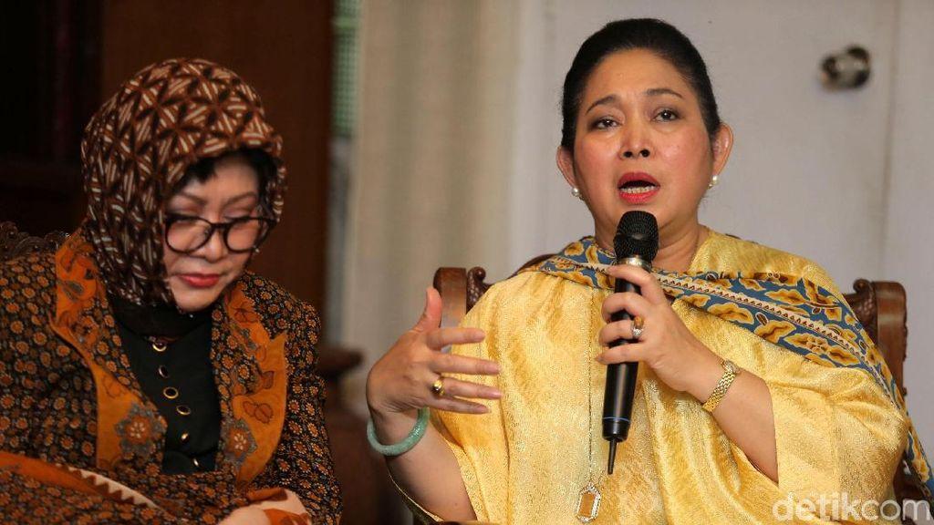 Gebrakan Dua Anak Soeharto: Titiek Pimpinan MPR, Tommy Ketum Berkarya