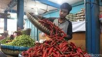 Stok Sayuran Melimpah, Pedagang di Garut Justru Merugi