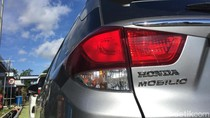 Konsumsi BBM Mobilio 24,1 Km/Liter