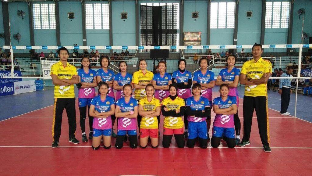 PGN Salurkan Energi Baik lewat Bola Voli