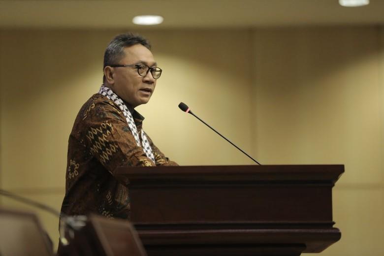 Masih Banyak Orang Baik Mau - Jakarta Bagi Ketua MPR Zulkifli hari antikorupsi sedunia yang diperingati setiap tanggal merupakan momentum untuk menegaskan dukungan pada
