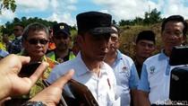 Perintah Jokowi, Perbaiki Jembatan yang Diterjang Banjir Gunungkidul