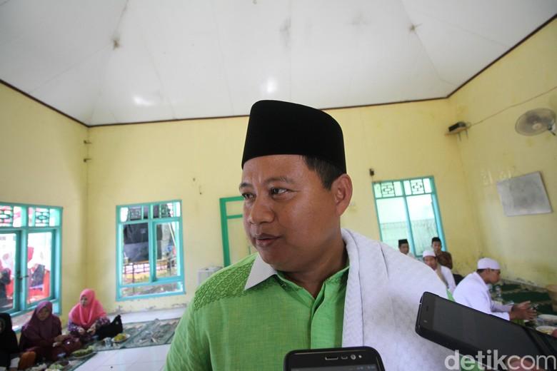 Ikut Konvensi Cawagub Uu Ruzhanul - Karawang Tasikmalaya Uu Ruzhanul Ulum mengaku siap mengikuti konvensi untuk memilih wakil Ridwan Kamil di Pilgub Jawa Barat