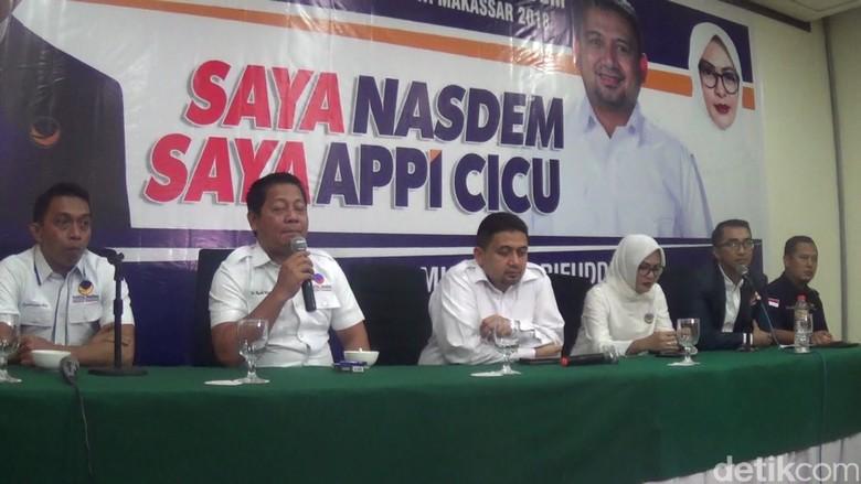 Maju Pilkada Indira Mulyasari Terancam - Makassar partai Indira Mulyasari Paramastuti maju menjadi calon wakil wali kota mendampingi petahana Wali Kota Mohammad Ramdhan di