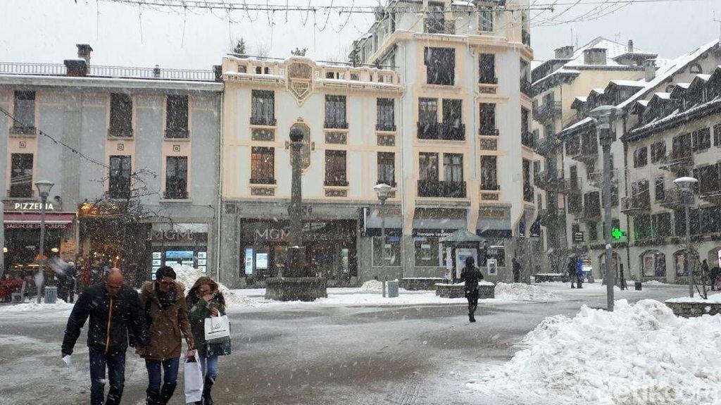 Kisah Kota di Prancis yang Dulunya Adalah Es