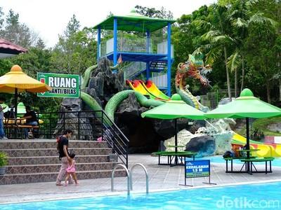 Foto: Wahana Baru di Taman Rekreasi Magelang