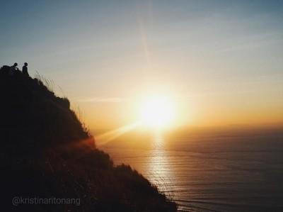 Gili yang Satu Ini Tawarkan Sunrise Hingga Sunset Menawan