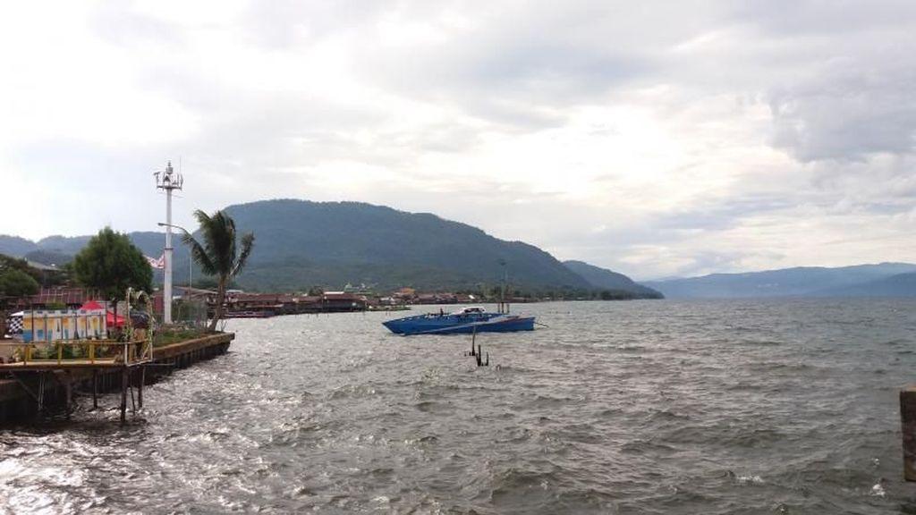 Wujud Danau Terdalam se-Asia Tenggara di Sulawesi