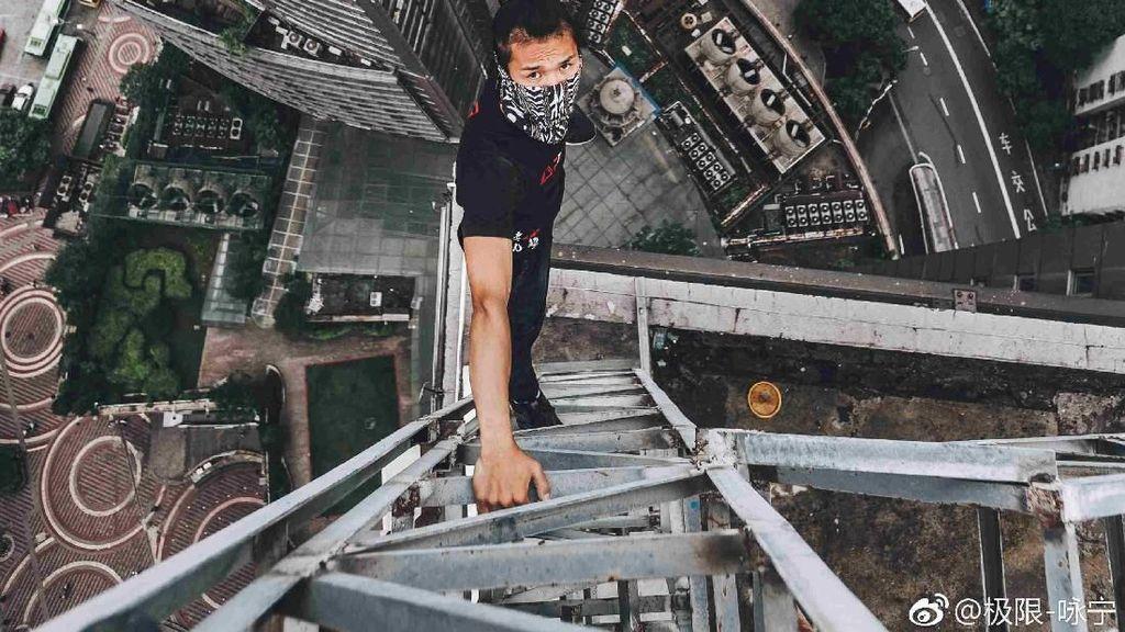 Investigasi di Balik Kematian Rooftopper Yong Ning