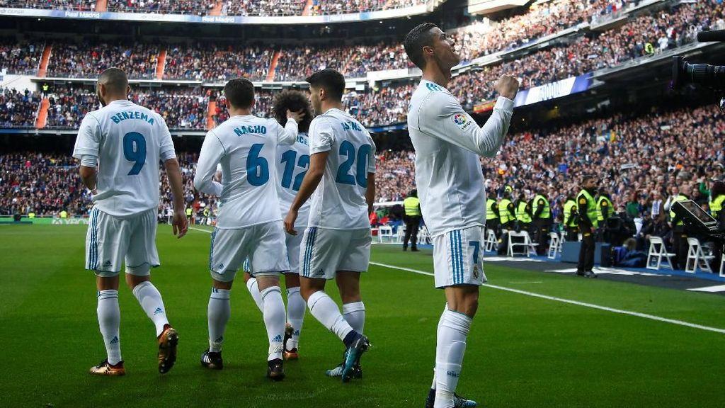 Madrid Hadapi Piala Dunia Antarklub, Punya Kans Samai Barca