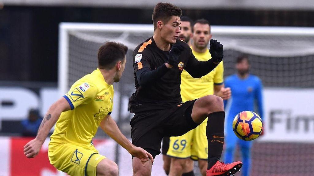 Roma Diredam Chievo 0-0