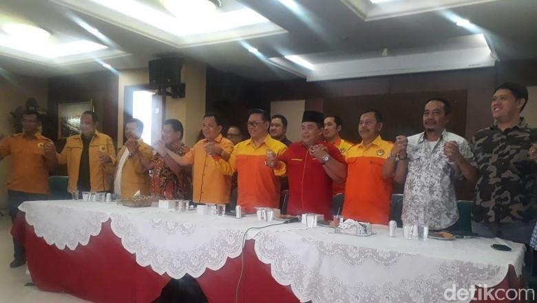 Ormas Pendiri Golkar Desak Munaslub Digelar Sebelum 20 Desember