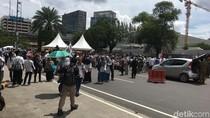 Video Aksi Bela Palestina Berjalan Tertib dan Lancar