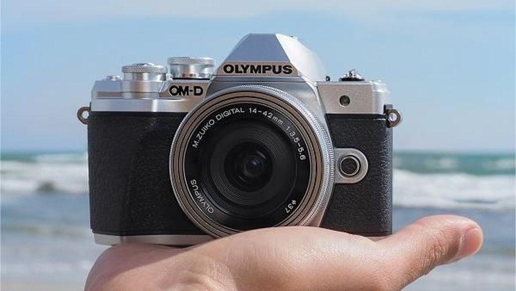 Kamera Mirrorless Jagoan Baru Olympus