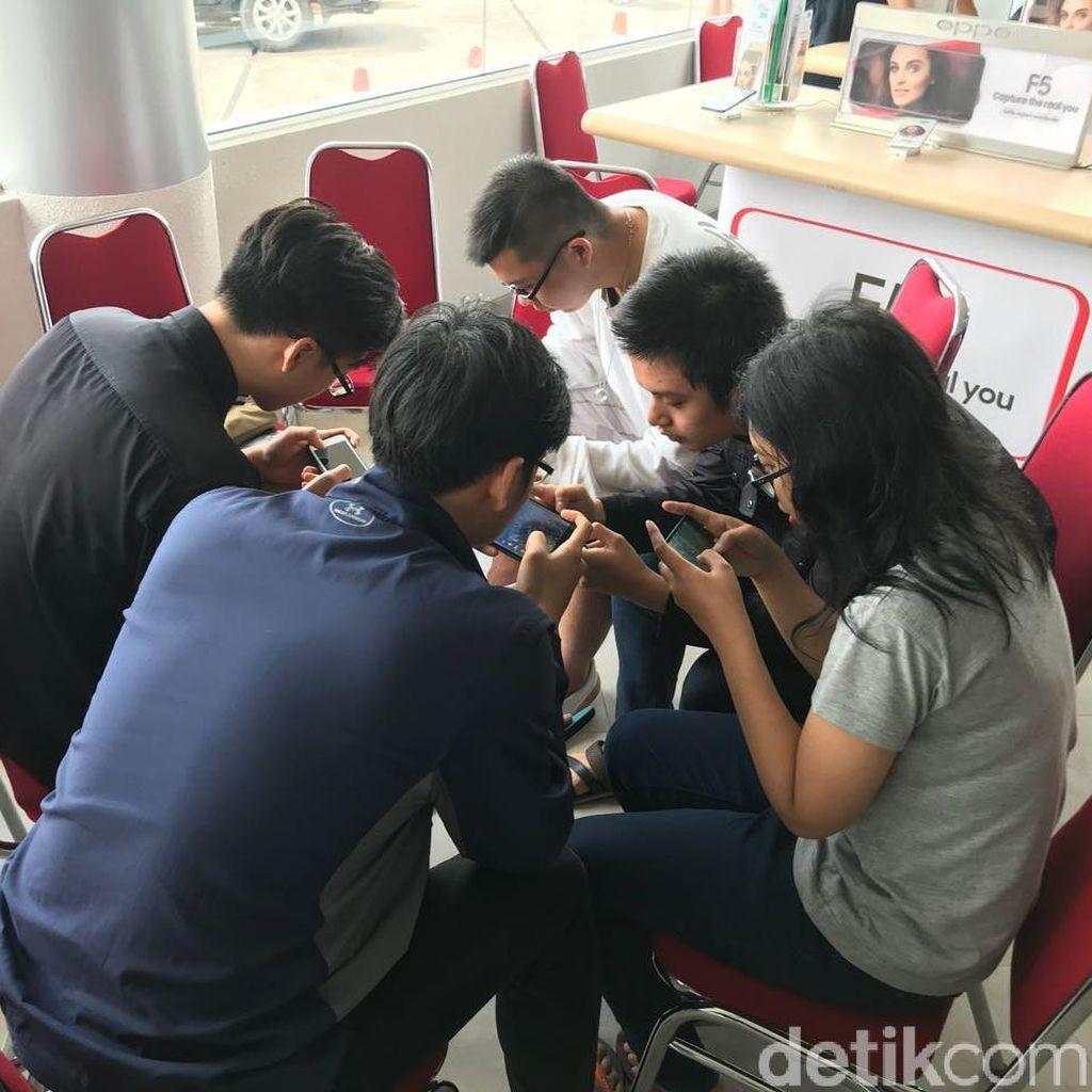 Kolaborasi Oppo F5 x AoV Bikin Kaum Hawa Keranjingan Game