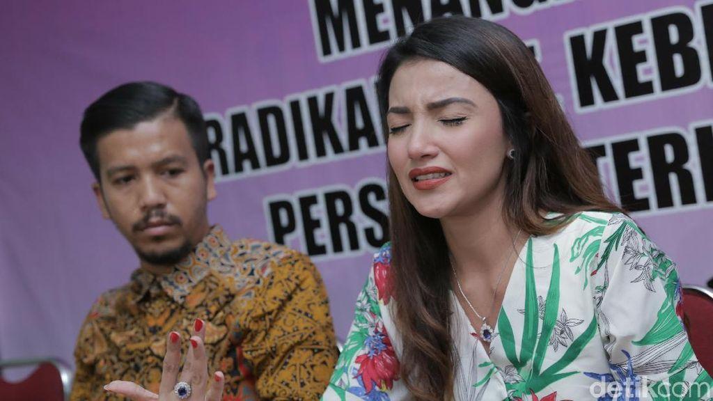 Hak Asuh Anak Tsania Marwa dan Atalarik Syah Masih Belum Jelas